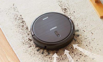 ecovacs robotic vacuums
