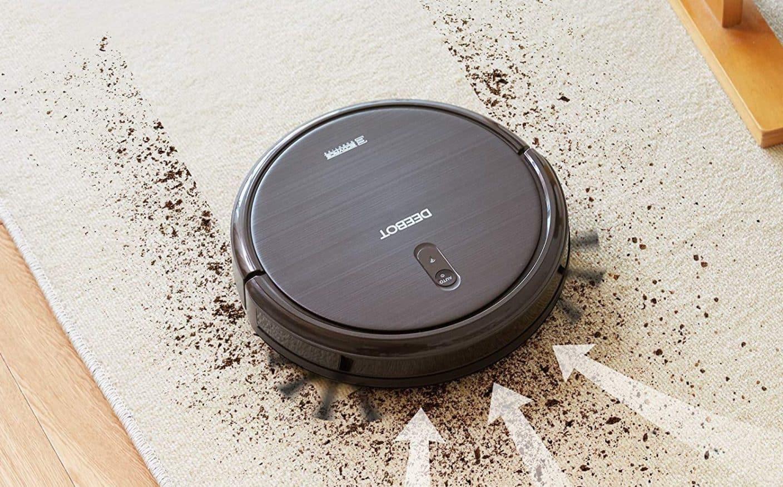 ecovacs robotic vacuums