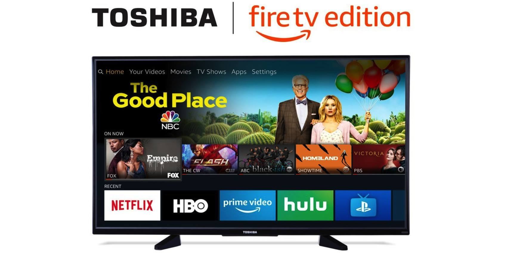 toshiba fire tv amazon