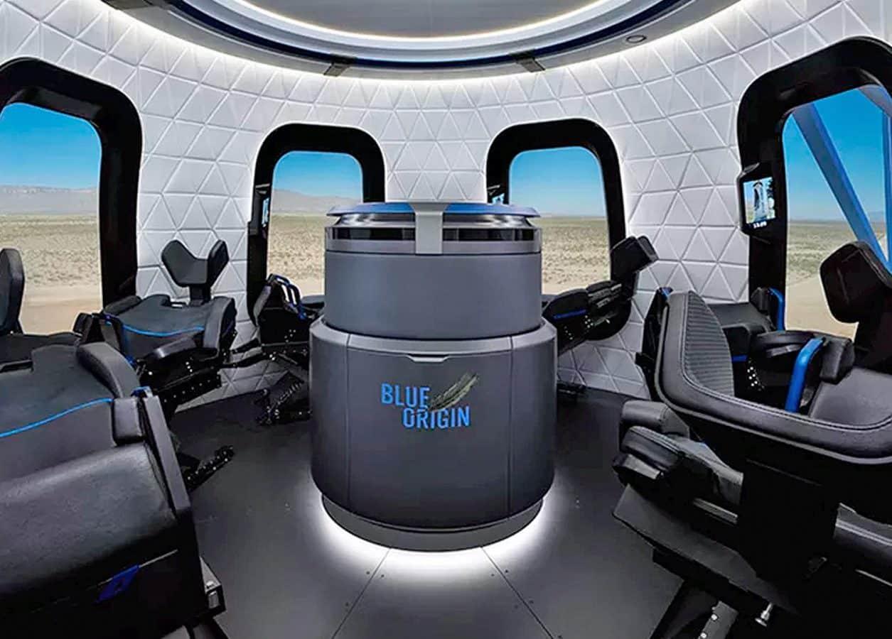 blue origin capsule jeff bezos