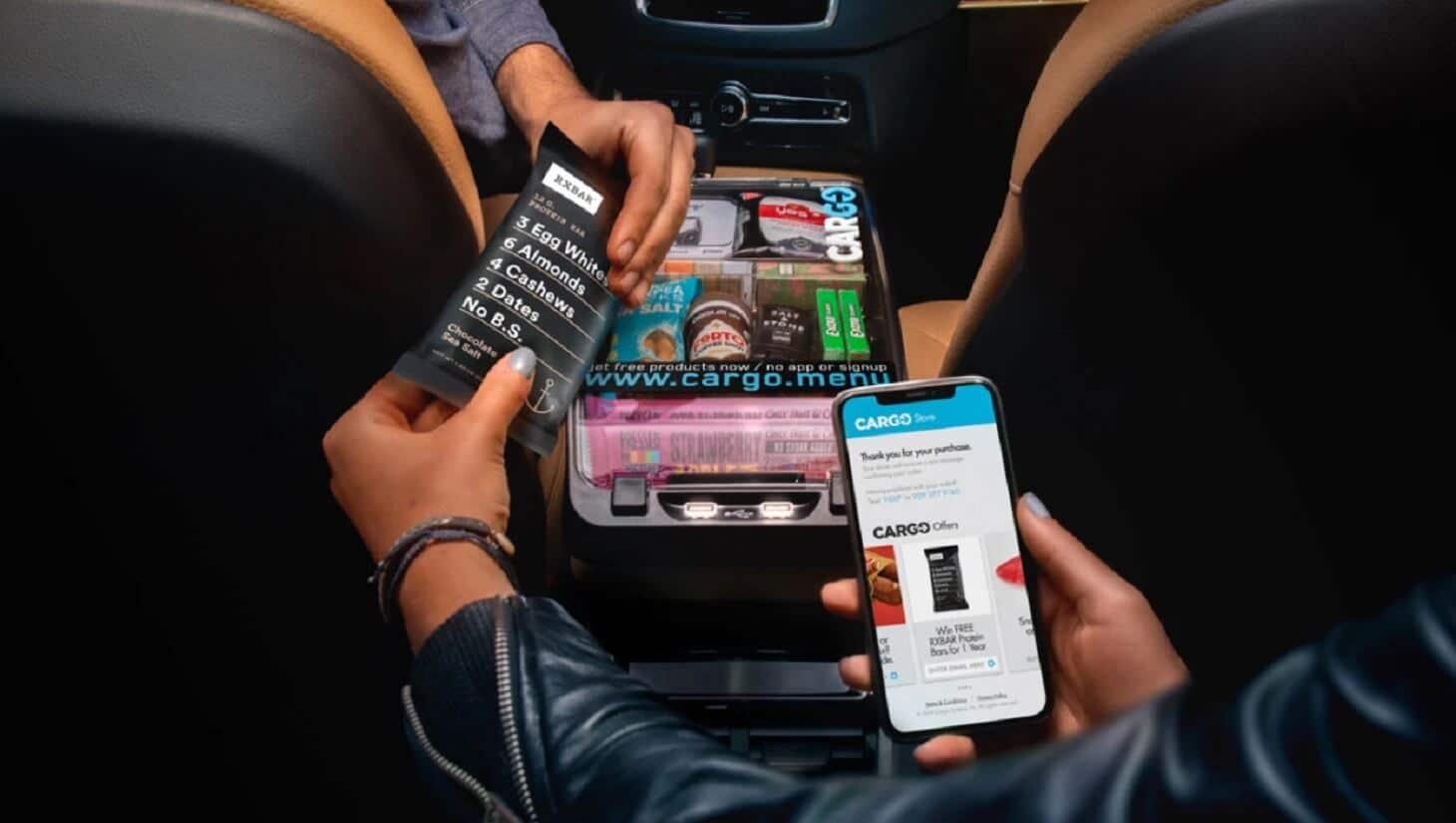 cargo uber partnership