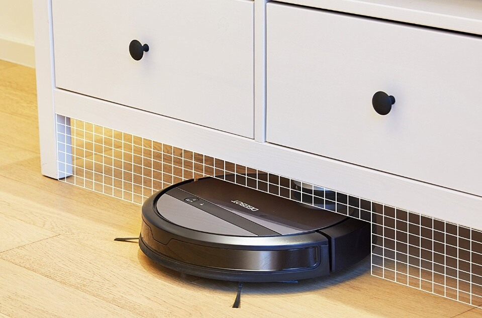 deevo robotic vacuums