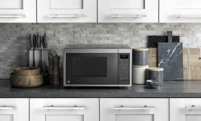 ge microwave with smart tech and alexa