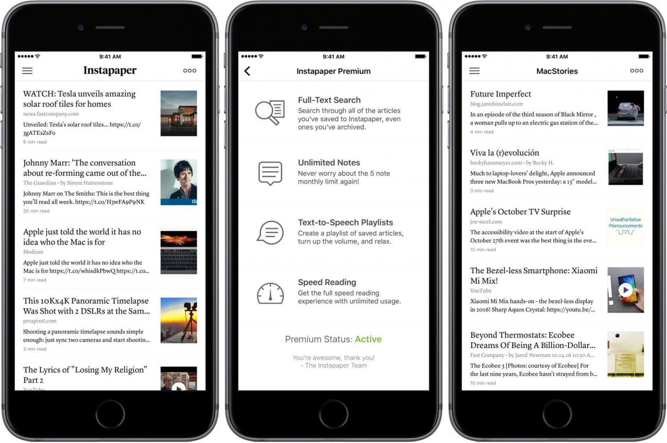 instapaper pinterest end partnership