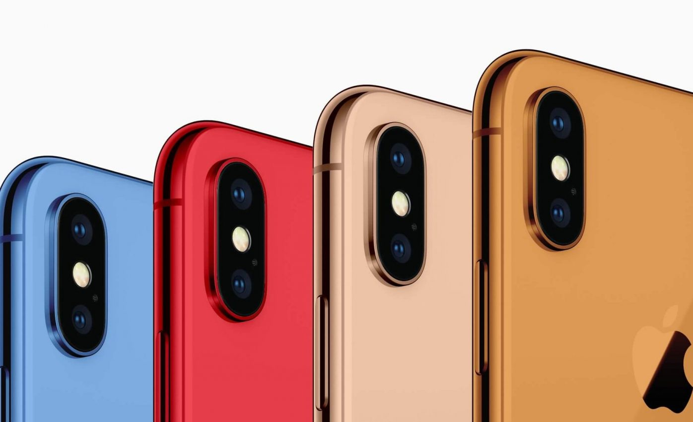 apple iphone colors iphones