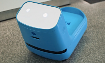 care-e luggage robot