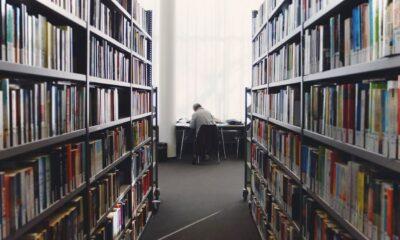 library amazon