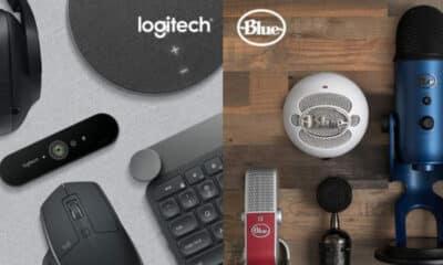 logitech blue buyout