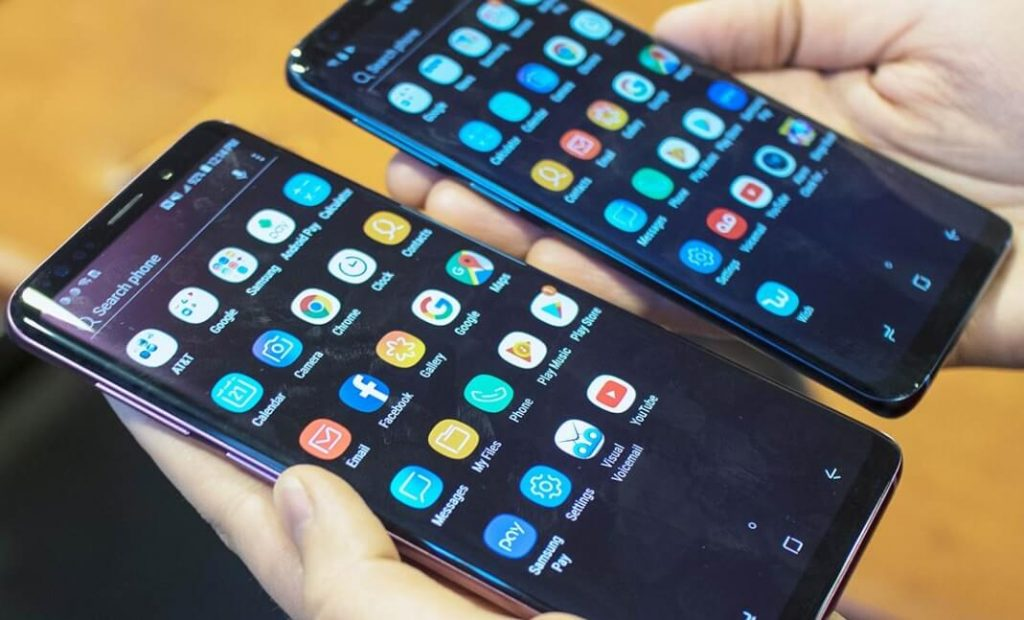 native apps s9 features