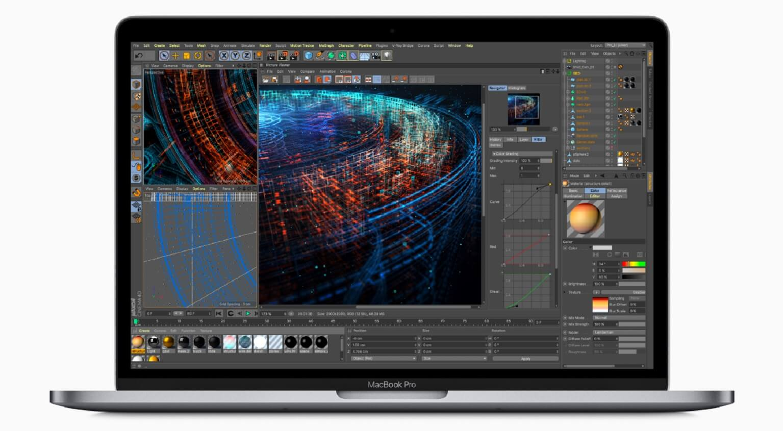 new macbook pro 2018