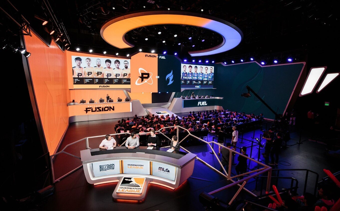 Overwatch League is coming to ESPN, Disney, and ABC and I