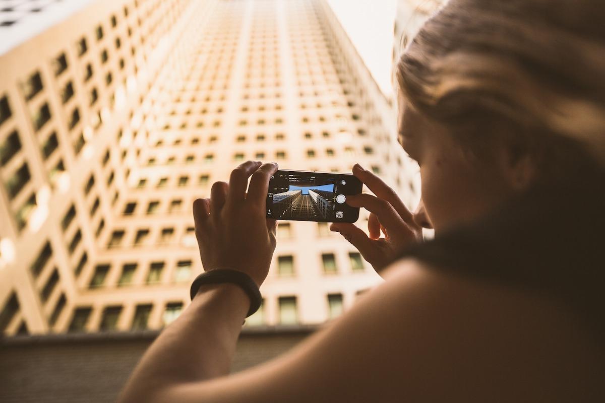 photography millennials