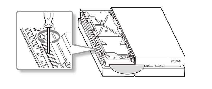 playstation 4 disc repair