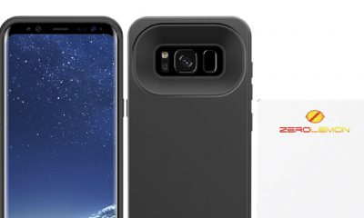 s8 battery case options