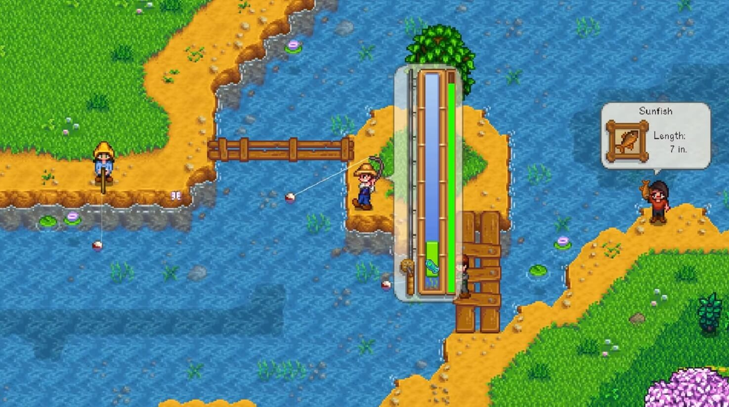 Stardew Valley's multiplayer is leaving beta and scheduled for a