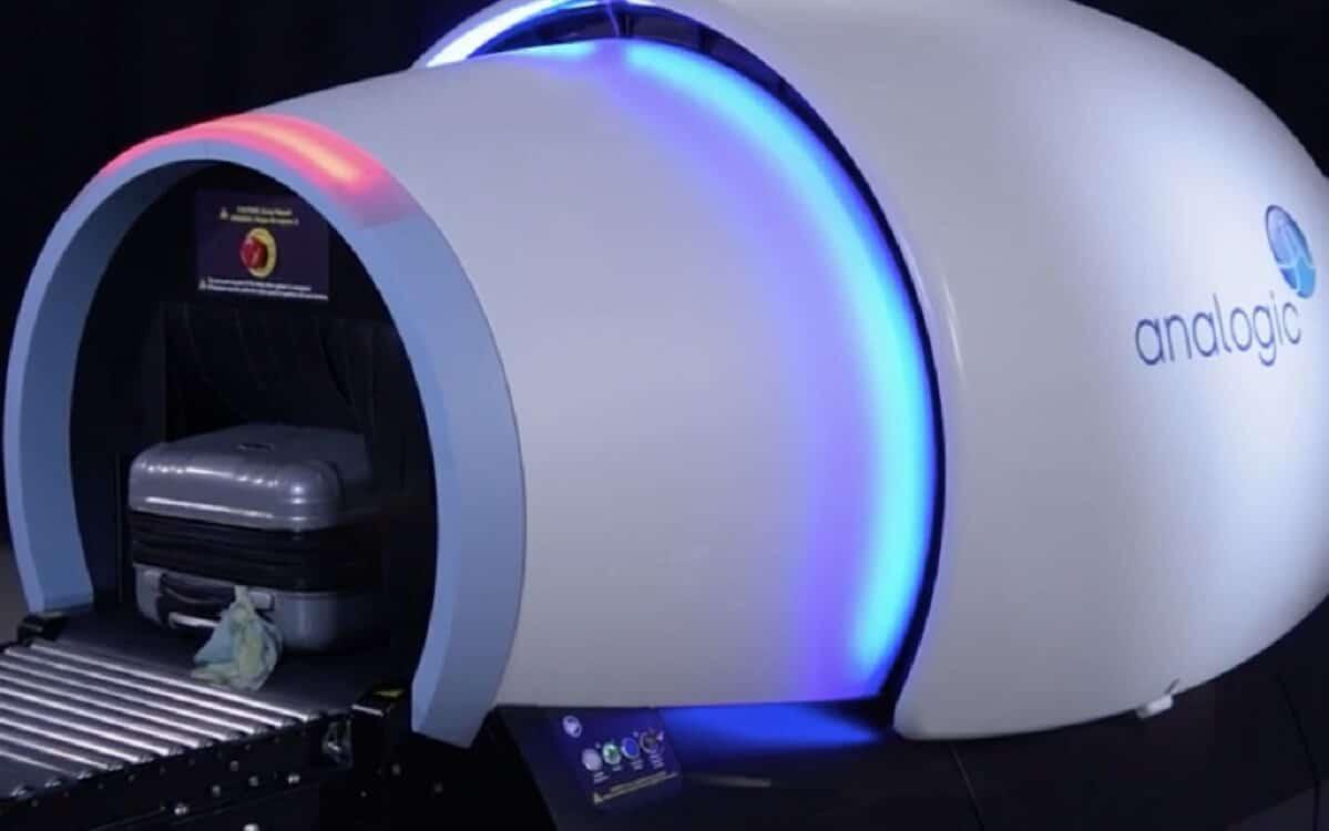 tsa 3d scanners luggage