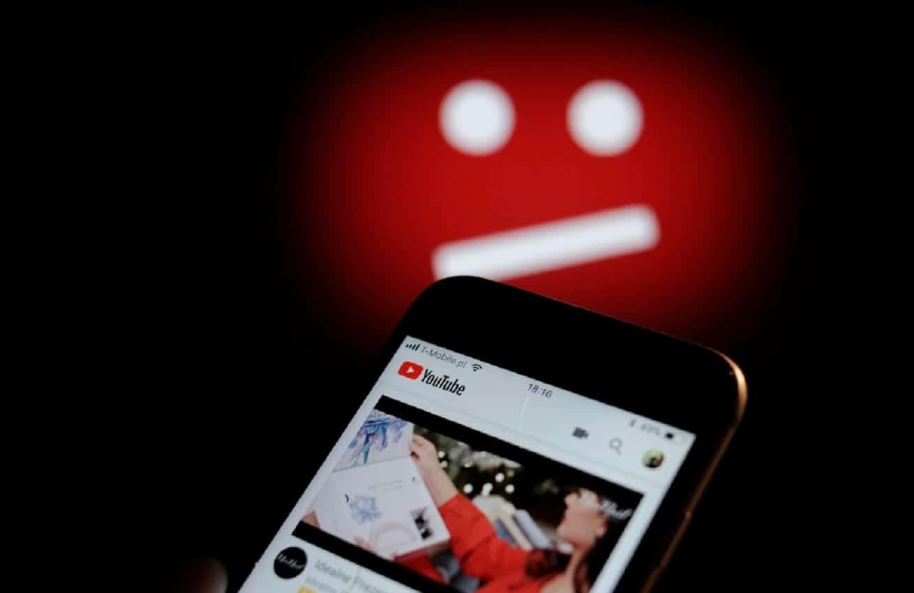 youtube tv down alex jones