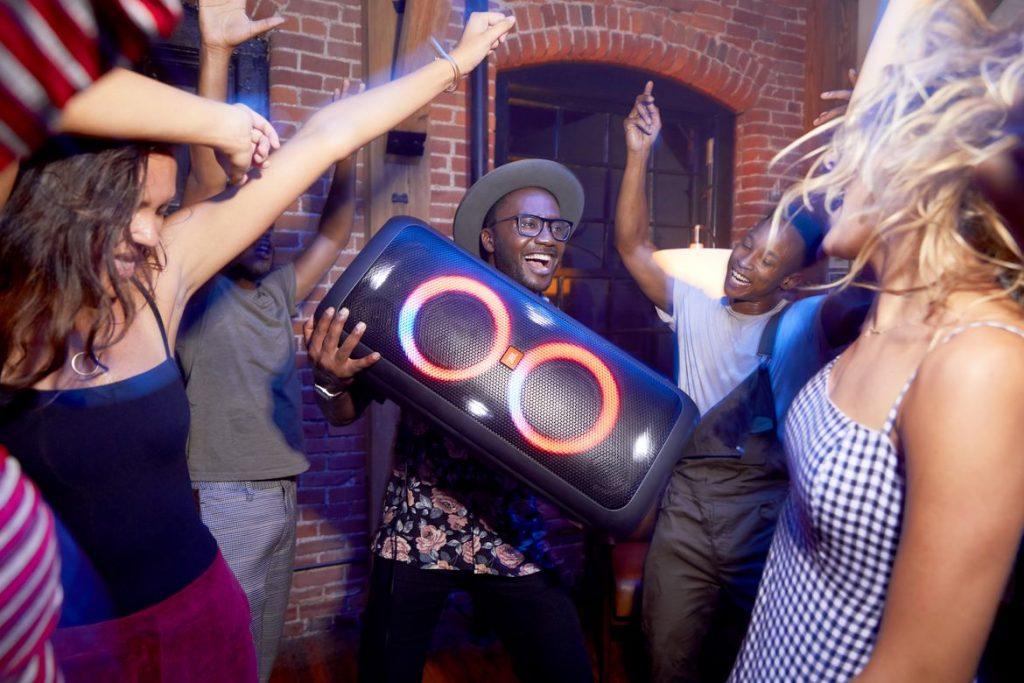 jbl party box 300 speaker