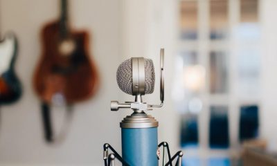 anchor podcasting