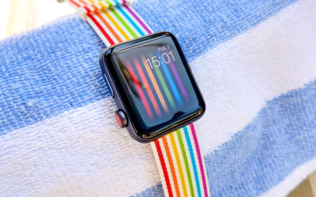 apple watch pride face russian ban