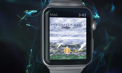 apple watch games runeblade