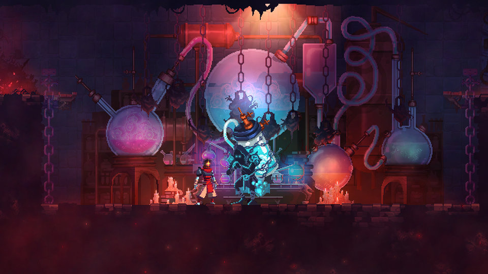 dead cells for switch