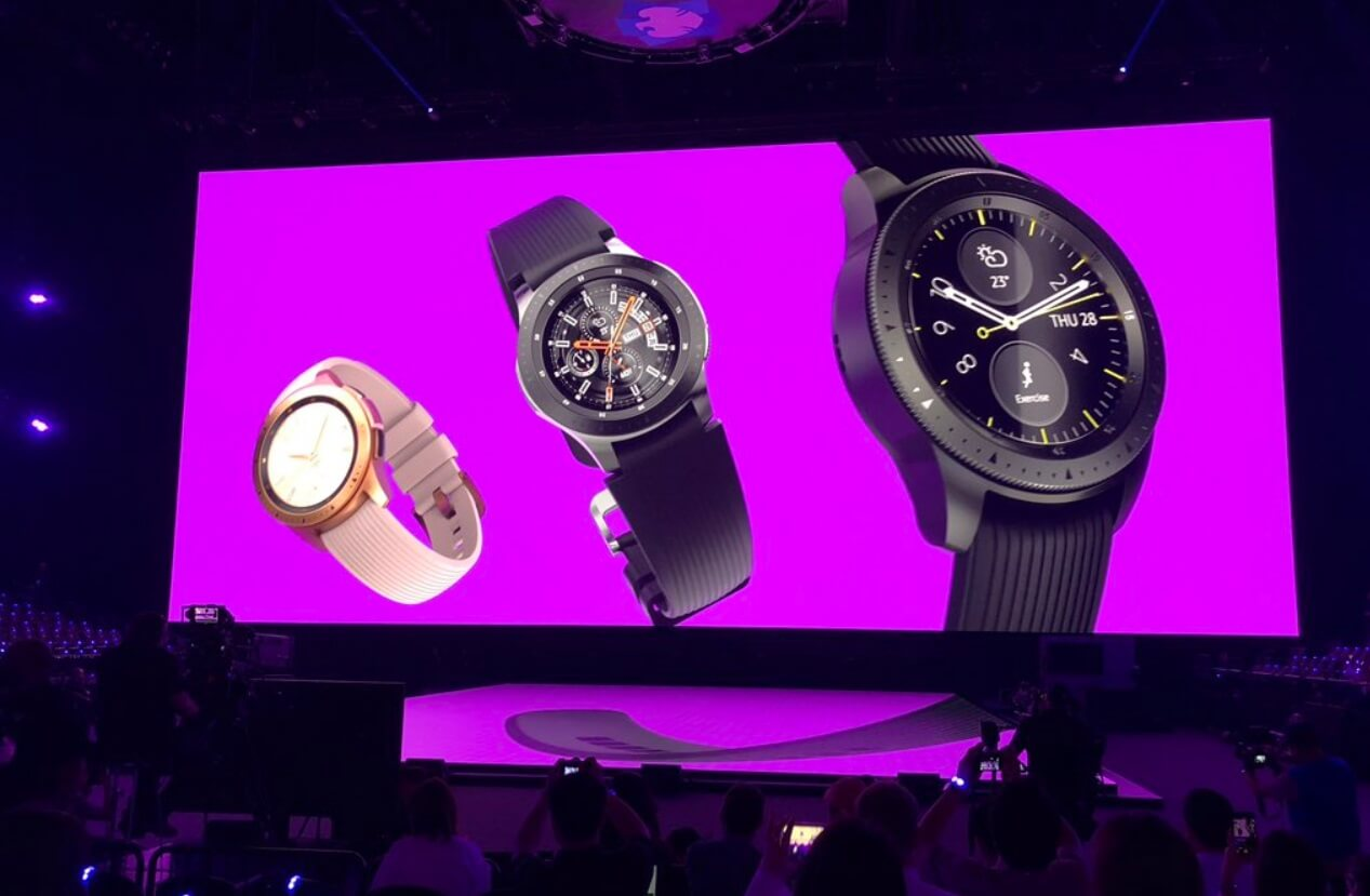 galaxy watch 2018
