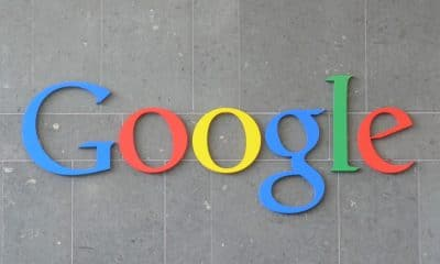google logo signage on grey concrete