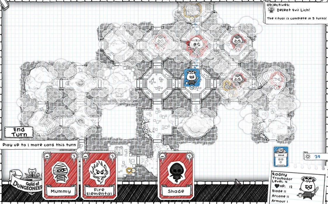 guild of dungeoneering free games with prime