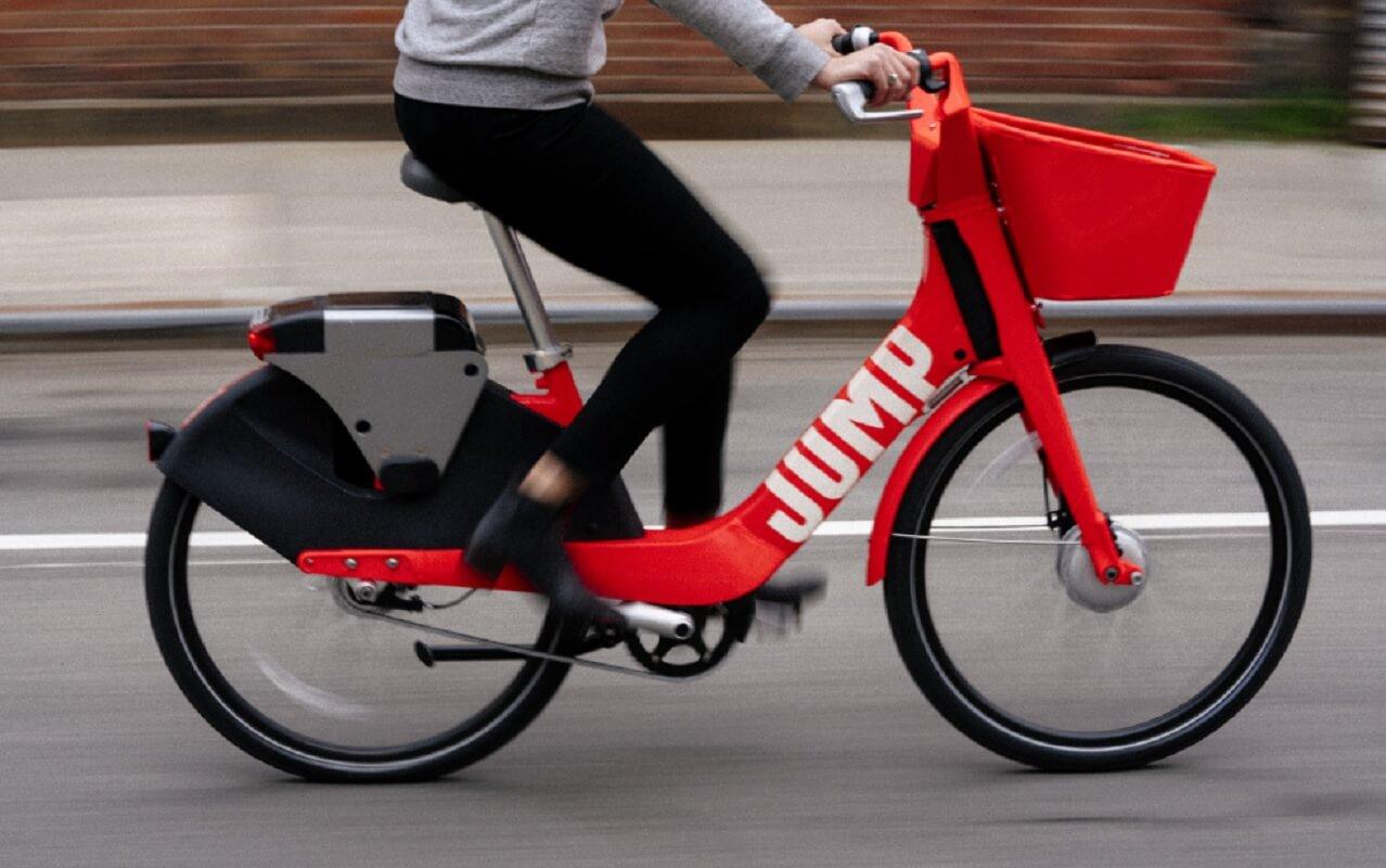 jump uber bike sharing ride sharing