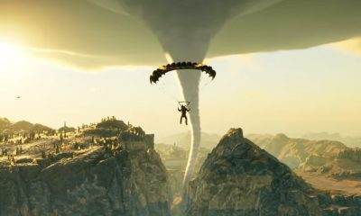 just cause 4 gameplay tornado
