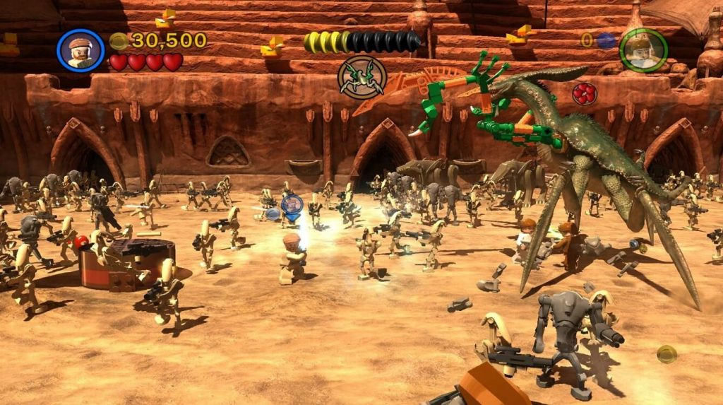 lego stars wars iii september games with gold