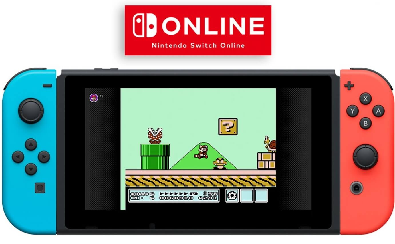 nintendo switch online mario bros