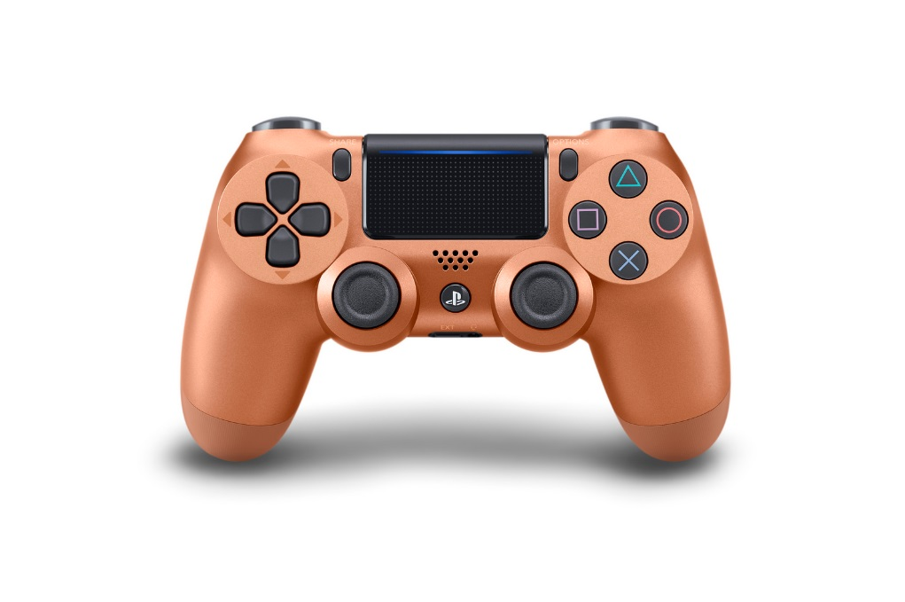 ps4 dualshock 4 dualshock 4 copper