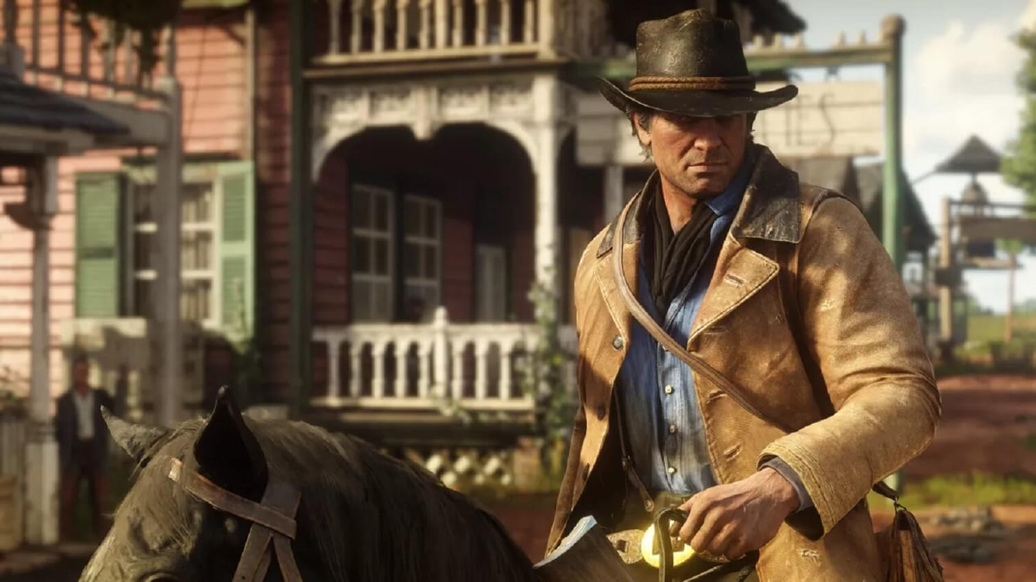 red dead 2 games
