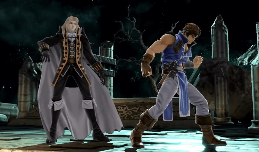 richter alcuard smash bros