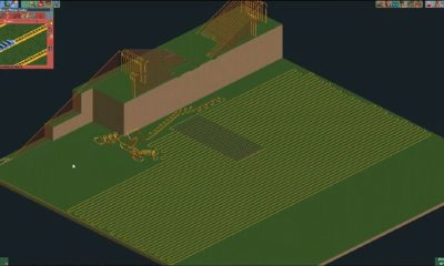 rollercoaster tycoon 2 track