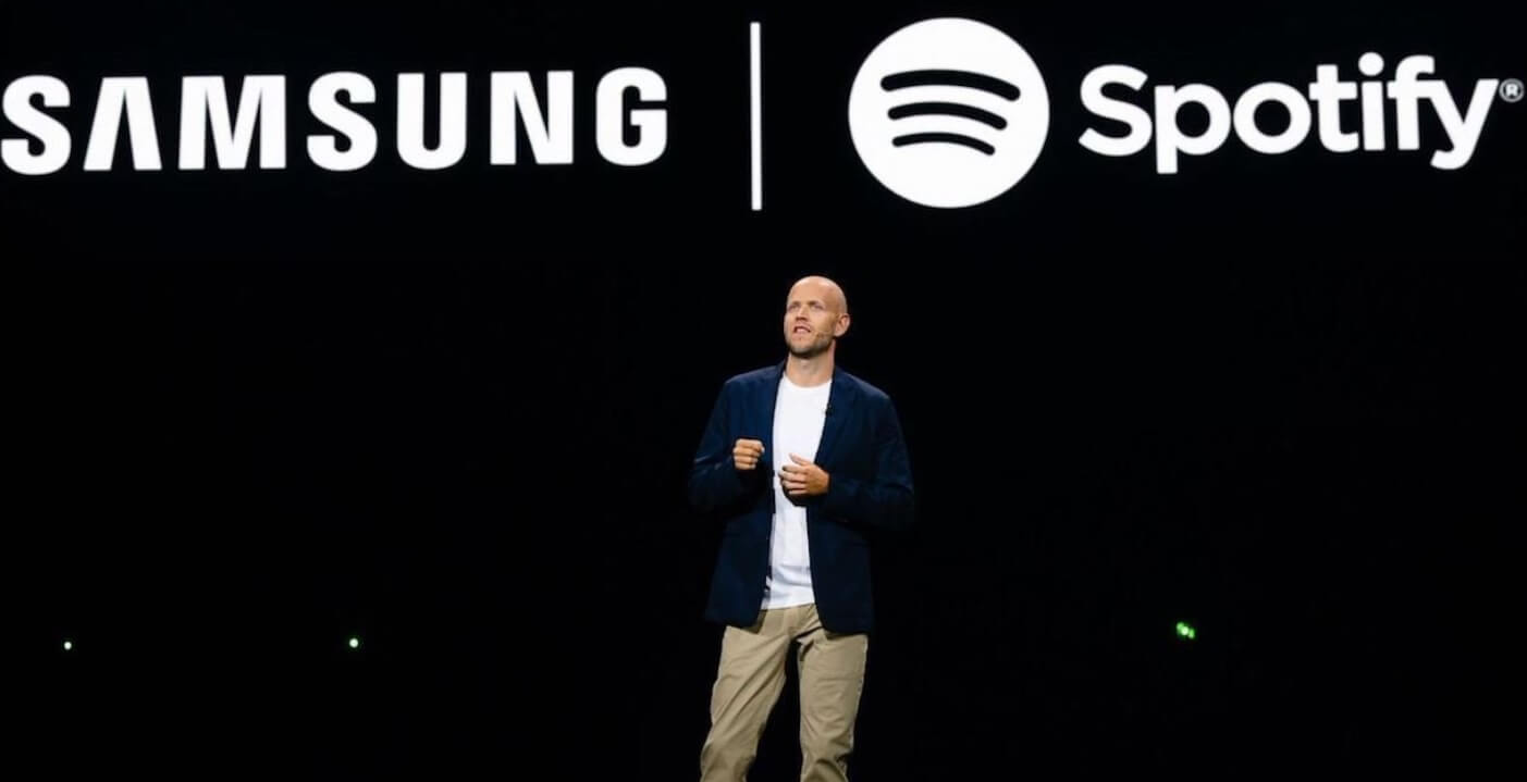 samsung and spotify