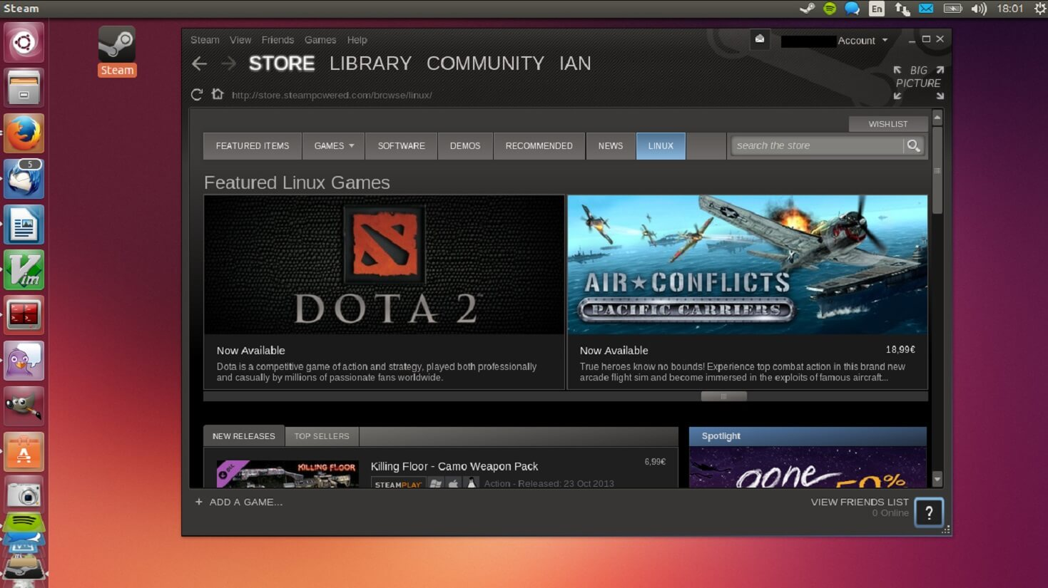 Gamers that use Steam Play for Linux should soon be happier