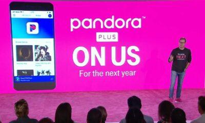 t-mobile pandora deal