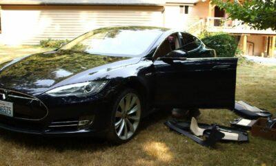 tesla model s out of warranty