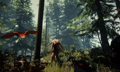 the forest playstation 4