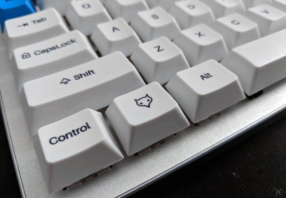 whitefox fox key