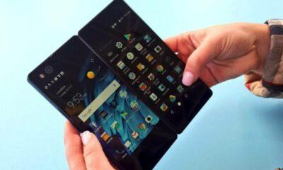 zte foldable phone samsung