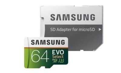 64gb microsd card samusng