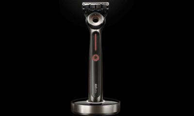gillette heated razor