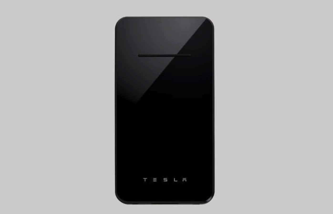 tesla charging pad