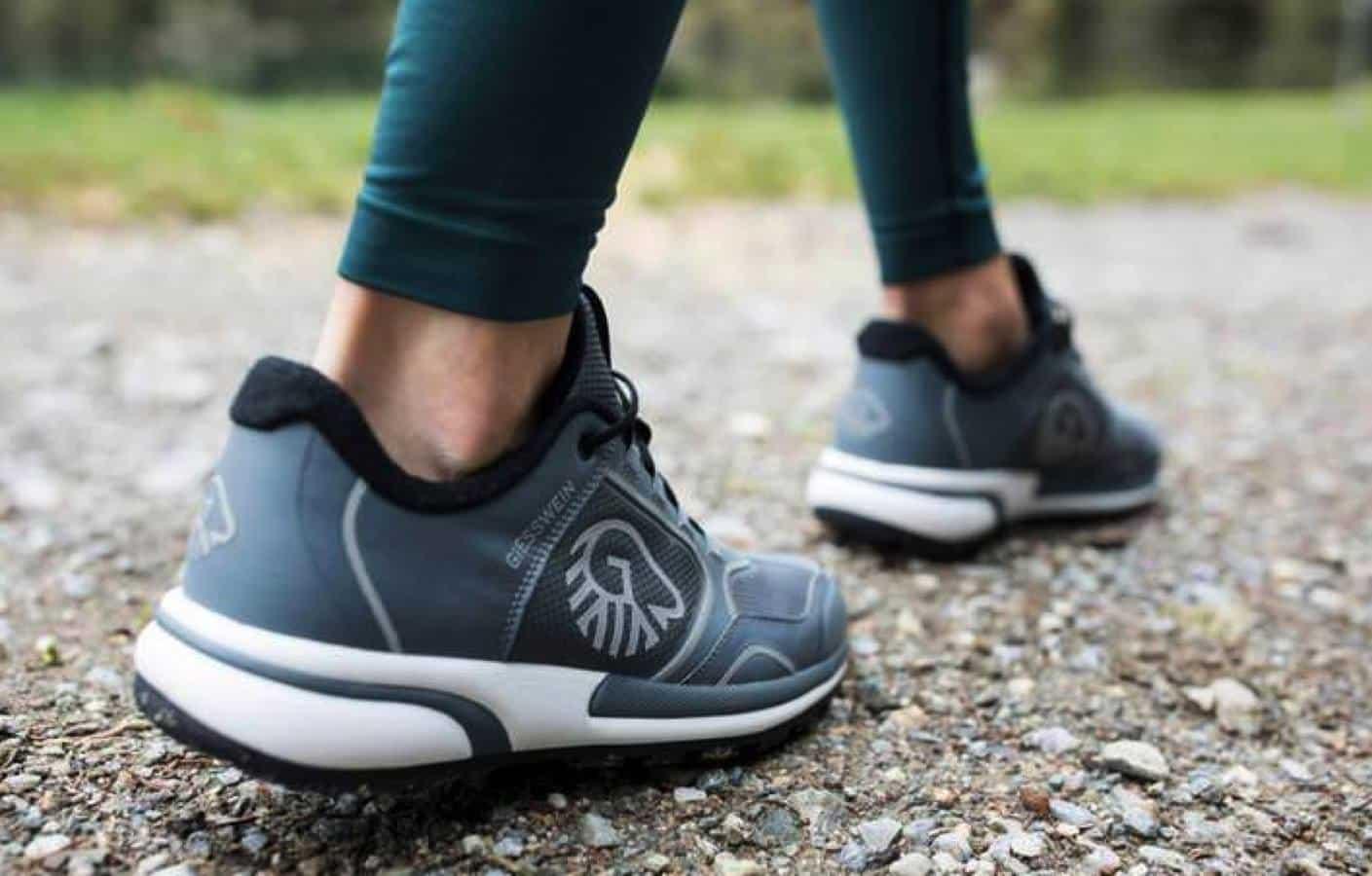 merino wool sport shoe