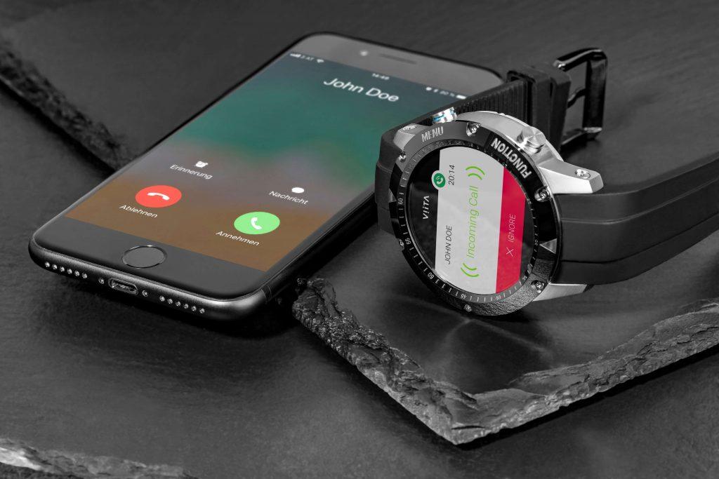 titan hrv smartwatch