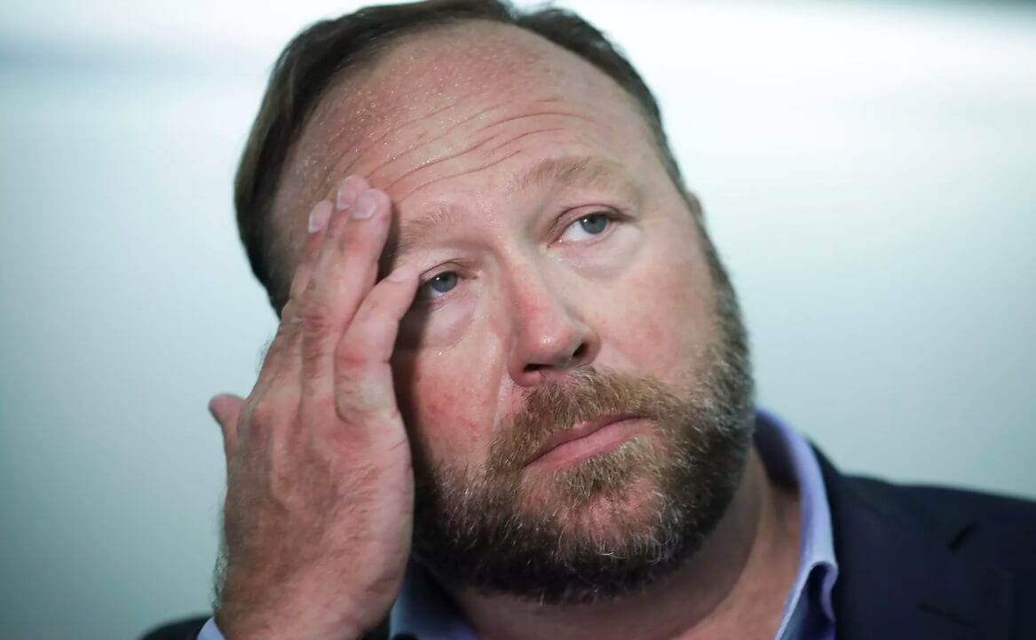 alex jones banned apple app store